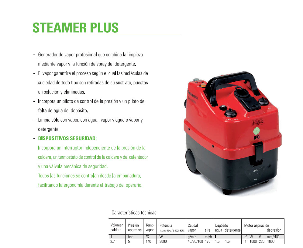 steamerPlus